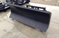 Snow Plow front