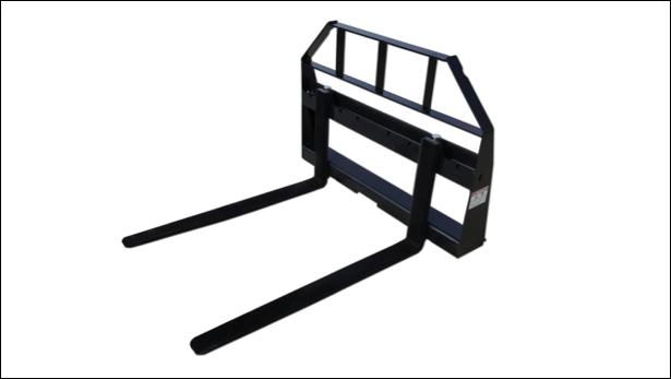 Compact Pallet Forks